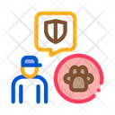 Animal Defender Protector Icon