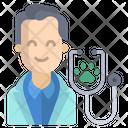 Animal Doctor Pet Doctor Veterinary Icon
