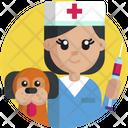 Animal Doctor Doctor Vet Icon