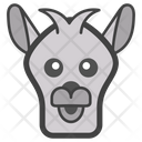 Animal Emoticon Icon