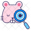 Animal Eye Care Icon