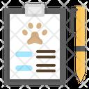 Animal Health Check Icon