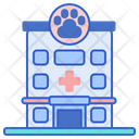 Animal Hospital Hospital Pet Icon