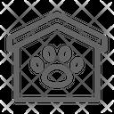 Animal Shelter Pet Icon