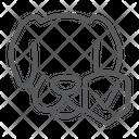 Animal Insurance Icon