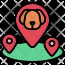 Animal Locate Smart Farm Farm Icon