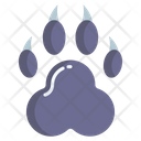 Animal Animal Paw Paw Icon