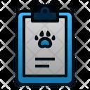 Animal report Icon