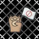 Animal Rights Animal Right Icon