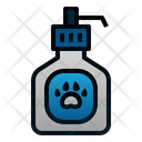 Animal shampoo Icon