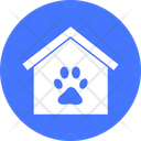 Animal Shelter Cat Shelter Dog Shelter Icon