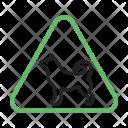 Animal Sign Icon