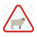 Animal sign Icon