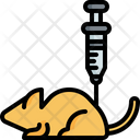 Animal Testing Mouse Experiment Icon