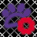 Animal Virus Pig Virus Covid Icon