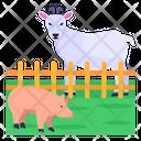 Animals Farm Icon