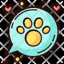 Animals Friendly Area Icon