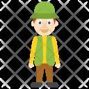 Animated Boy Icon