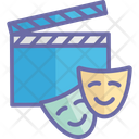 Animated Film Icon