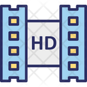 Animation Film Filmstrip Icon
