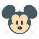 Animation Mickey Mouse Icon