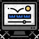 Animation Mockup Art And Design Icon