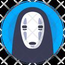 Anime Away Face Icon
