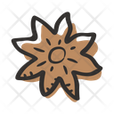 Anise Flower Plant Icon