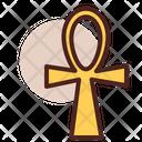 Ankh Religion Cross Icon