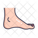 Ankle Foot Leg Icon
