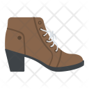 Ankle Boots Icon