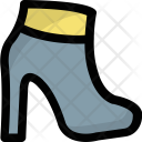 Ankle Shoes Icon