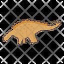 Ankylosaurus Dinosaur Icon