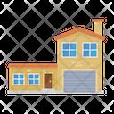 Annex Suburban Home Icon