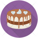 Anniversary Cake Icon