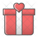 Anniversary gift Icon