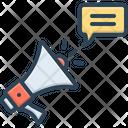 Announce Declare Publish Icon