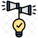 Announce Propaganda Innovation Icon