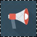 Announcement Megaphone Loud Icon