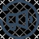 Announcement Restore Icon