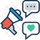 Announcement Chat Advert Icon