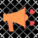 Megaphone Announcement Propose Icon