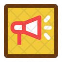 Speaker Network Connection Icon