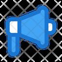 Announcement Megaphone Promotions Icon
