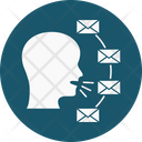 Marketing Envelope Advertising Icon