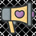 Announcement Promotion Megaphone Icon