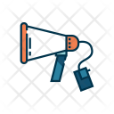 Announcer Promotion Branding Icon