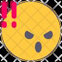 Annoyed Annoying Emoticon Icon