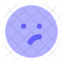 Annoyed-face Icon