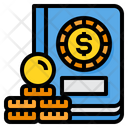 Annual Earning Finance Icon